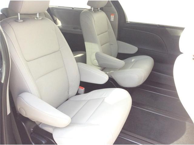 2017 Toyota Sienna XLE 7 Passenger (Stk: sie6051b) in Welland - Image 22 of 26