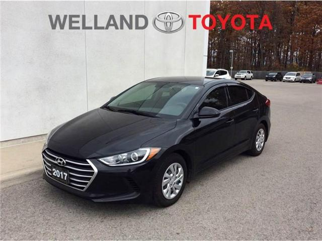 2017 Hyundai Elantra  (Stk: p3297) in Welland - Image 1 of 22