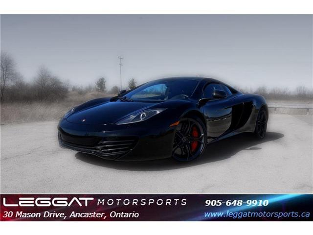 2012 McLaren MP4-12C - (Stk: B100) in Ancaster - Image 1 of 30