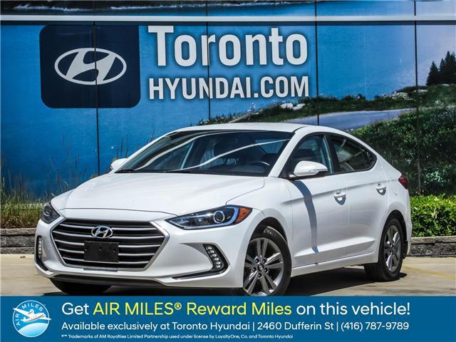 2017 Hyundai Elantra GL (Stk: U06170) in Toronto - Image 1 of 23