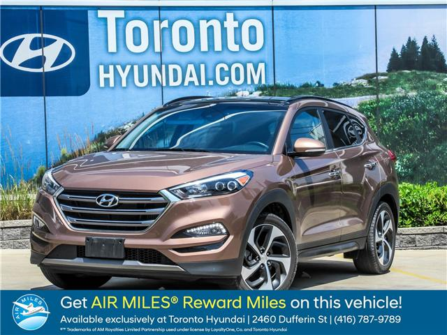 2016 Hyundai Tucson Ultimate (Stk: U06188) in Toronto - Image 1 of 26