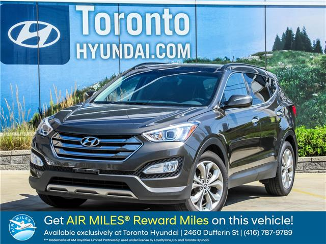 2014 Hyundai Santa Fe Sport 2.0T SE (Stk: U06193) in Toronto - Image 1 of 5