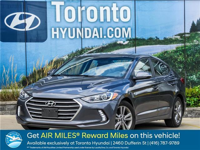 2017 Hyundai Elantra GL (Stk: U06254) in Toronto - Image 1 of 20