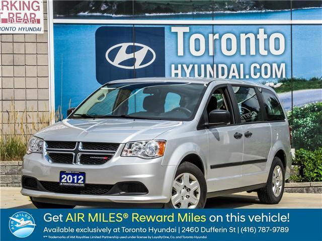 2012 Dodge Grand Caravan SE/SXT (Stk: U06267) in Toronto - Image 1 of 21