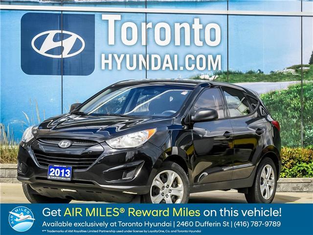 2013 Hyundai Tucson L (Stk: U06268) in Toronto - Image 1 of 8