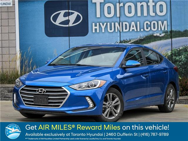2017 Hyundai Elantra GL (Stk: U06300) in Toronto - Image 1 of 19