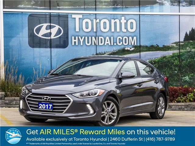 2017 Hyundai Elantra GL (Stk: U06314) in Toronto - Image 1 of 18