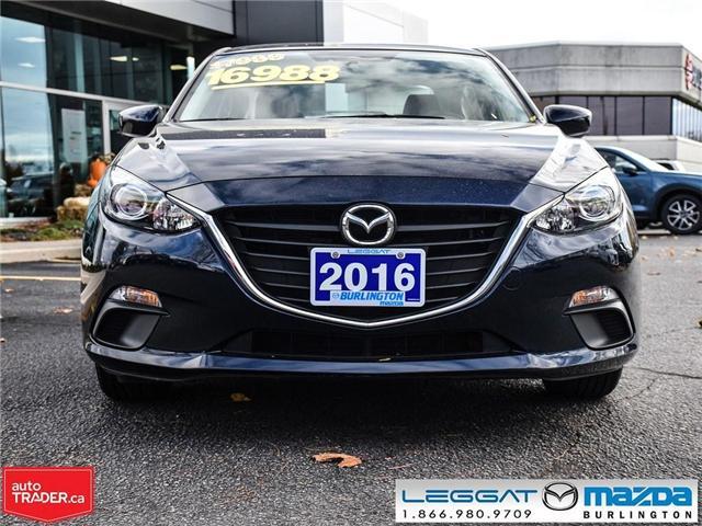 2016 Mazda Mazda3 GS AUTO SUN ROOF (Stk: 1705) in Burlington - Image 2 of 18