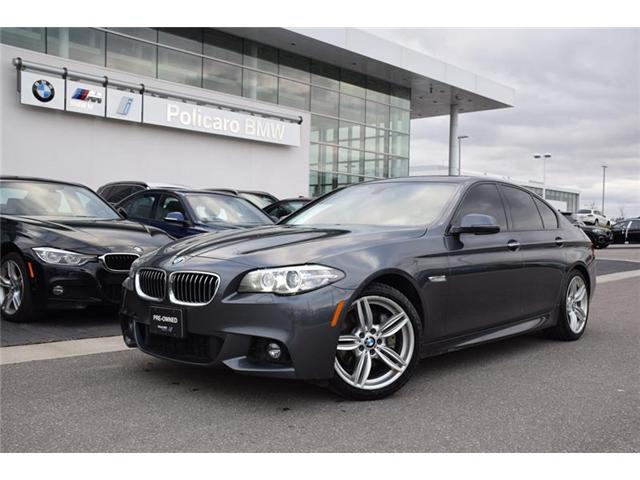 2016 BMW 535i xDrive (Stk: P253261) in Brampton - Image 1 of 13