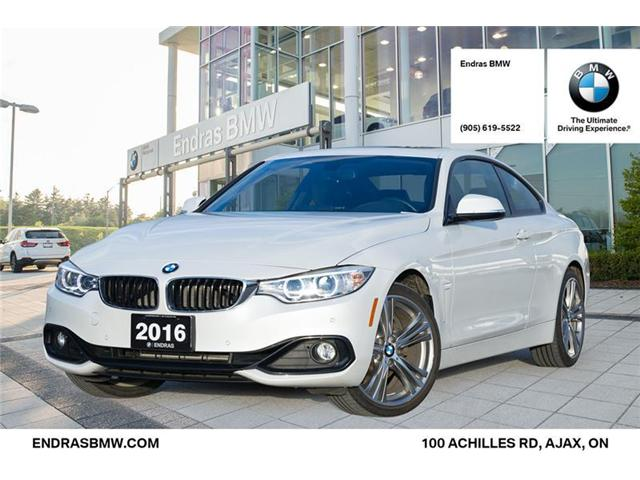 2016 BMW 428i xDrive (Stk: P5648) in Ajax - Image 1 of 21