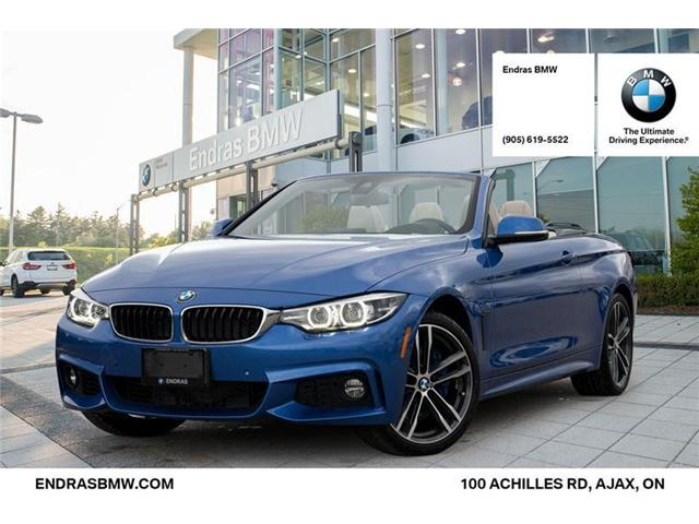 2018 BMW 440i xDrive (Stk: P5649) in Ajax - Image 1 of 22