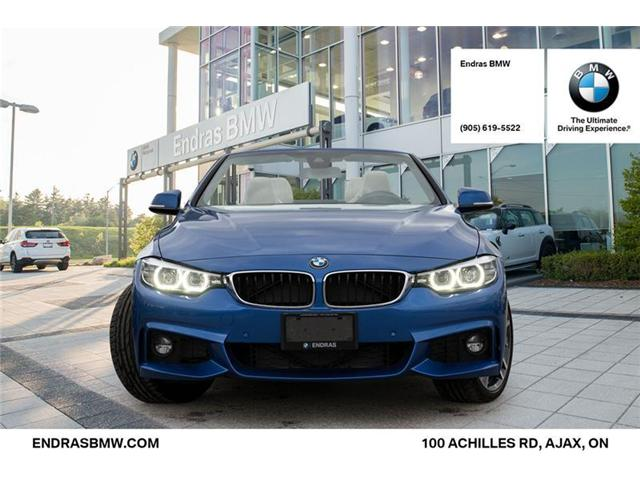2018 BMW 440i xDrive (Stk: P5649) in Ajax - Image 2 of 22
