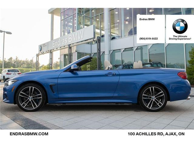 2018 BMW 440i xDrive (Stk: P5649) in Ajax - Image 3 of 22