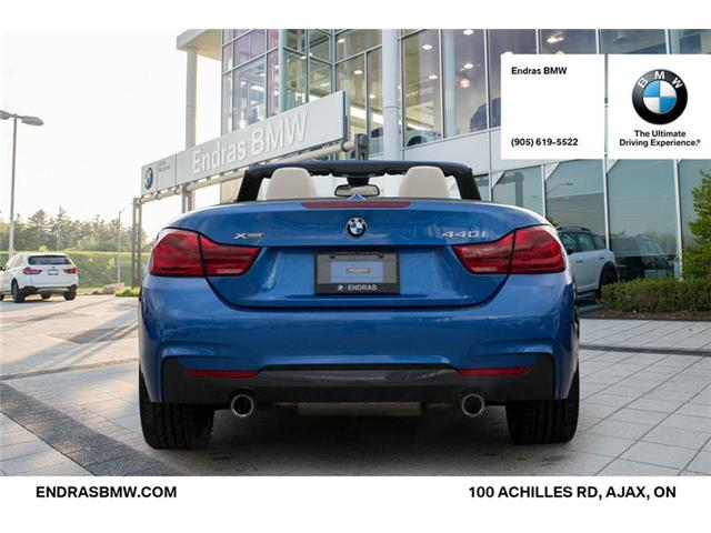2018 BMW 440i xDrive (Stk: P5649) in Ajax - Image 5 of 22