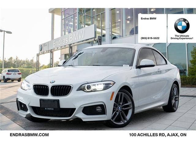 2018 BMW 230i xDrive (Stk: P5661) in Ajax - Image 1 of 21