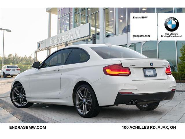 2018 BMW 230i xDrive (Stk: P5661) in Ajax - Image 4 of 21
