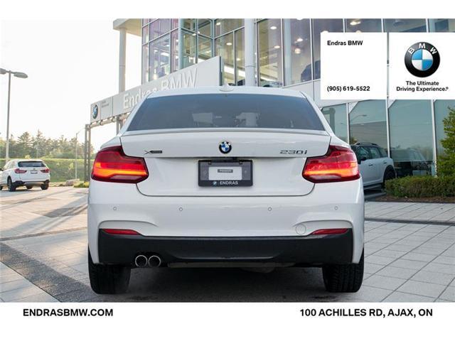 2018 BMW 230i xDrive (Stk: P5661) in Ajax - Image 5 of 21