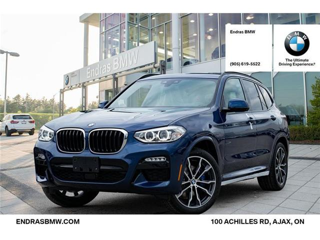 2019 BMW X3 xDrive30i (Stk: 35348) in Ajax - Image 1 of 22