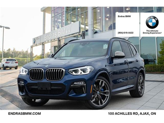 2019 BMW X3 M40i (Stk: 35350) in Ajax - Image 1 of 22