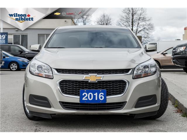 2016 Chevrolet Malibu Limited LT (Stk: U106565) in Richmond Hill - Image 2 of 18