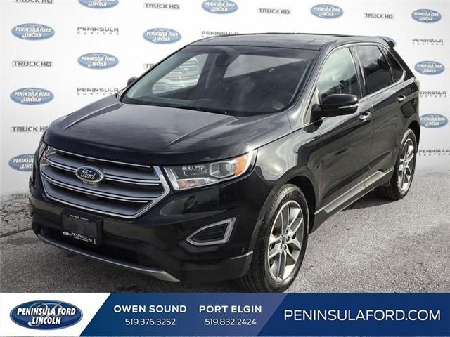 2015 Ford Edge Titanium (Stk: 1627) in Owen Sound - Image 1 of 23