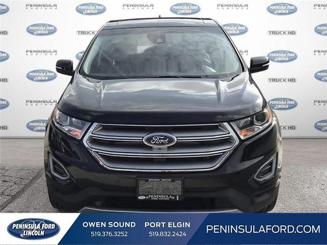 2015 Ford Edge Titanium (Stk: 1627) in Owen Sound - Image 2 of 23