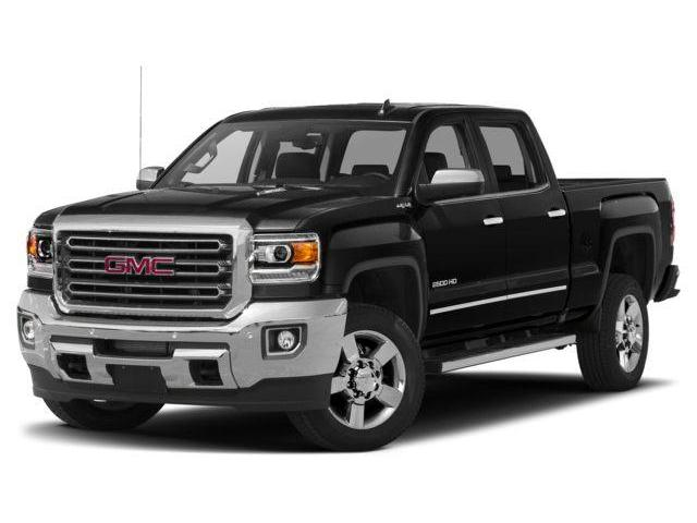 2015 GMC Sierra 2500HD SLT (Stk: 119989) in Medicine Hat - Image 1 of 1