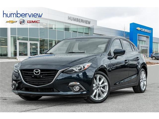 2016 Mazda Mazda3 GT (Stk: 18CL129A) in Toronto - Image 1 of 21