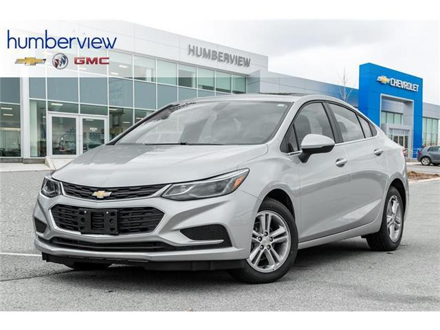 2017 Chevrolet Cruze LT Auto (Stk: DR4371) in Toronto - Image 1 of 19