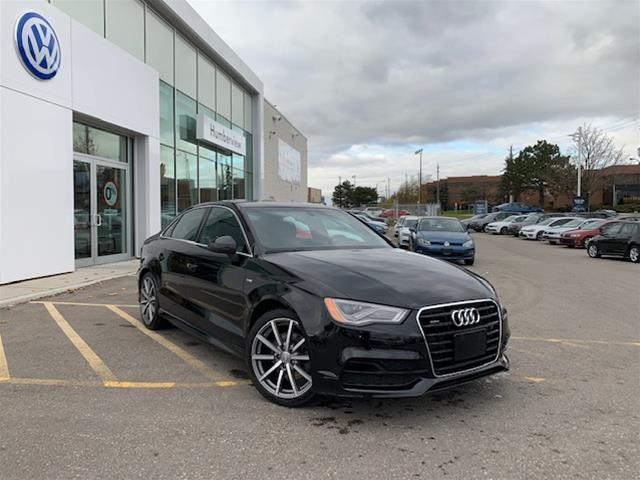 2015 Audi A3 2.0T Progressiv (Stk: 95921A) in Toronto - Image 1 of 17