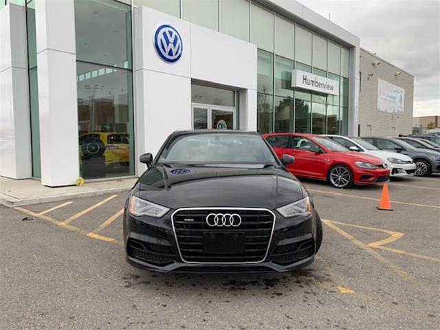 2015 Audi A3 2.0T Progressiv (Stk: 95921A) in Toronto - Image 2 of 17