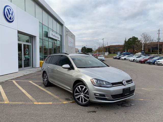 2016 Volkswagen Golf Sportwagon 1.8 TSI Comfortline (Stk: 96034A) in Toronto - Image 1 of 20