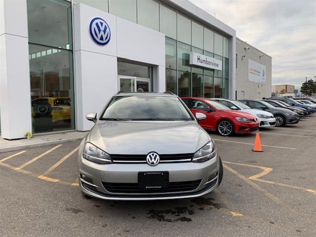 2016 Volkswagen Golf Sportwagon 1.8 TSI Comfortline (Stk: 96034A) in Toronto - Image 2 of 20