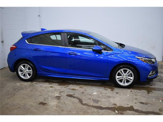 2018 Chevrolet Cruze LT - BACKUP CAM * HEATED SEATS * TOUCH SCREEN (Stk: b2772) in Cornwall - Image 1 of 30