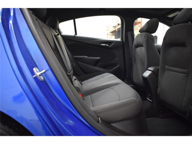2018 Chevrolet Cruze LT - BACKUP CAM * HEATED SEATS * TOUCH SCREEN (Stk: b2772) in Cornwall - Image 19 of 30