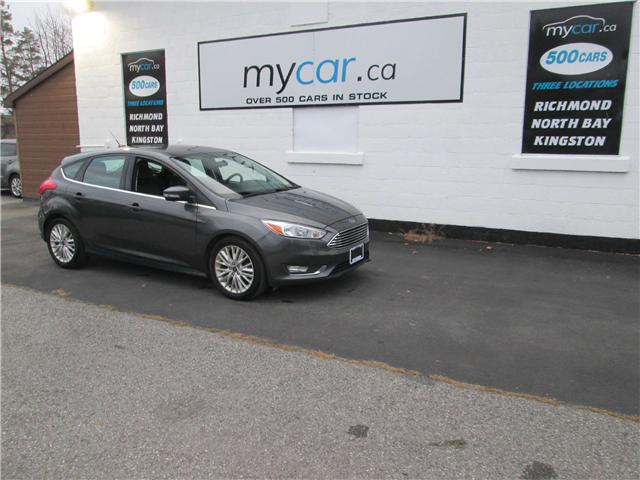 2018 Ford Focus Titanium (Stk: 181588) in Kingston - Image 2 of 14
