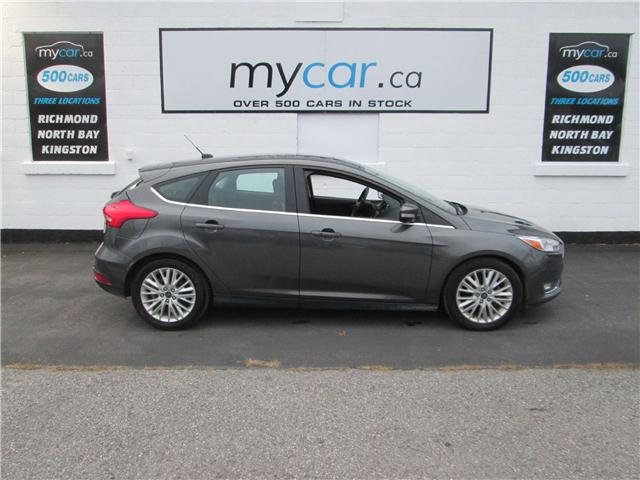 2018 Ford Focus Titanium (Stk: 181588) in Kingston - Image 1 of 14