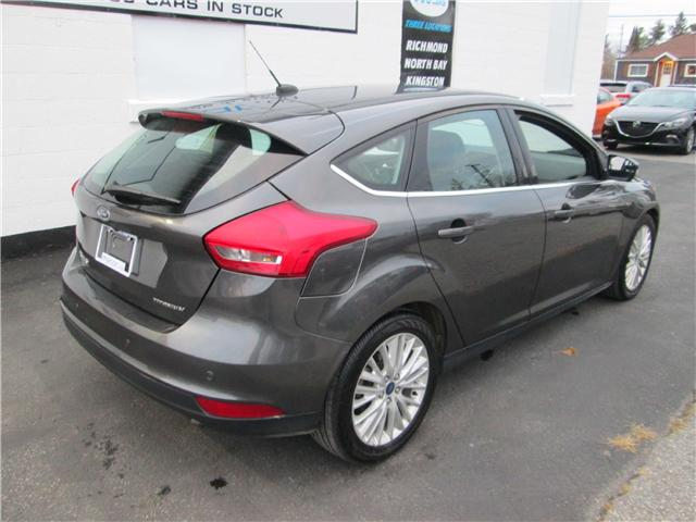 2018 Ford Focus Titanium (Stk: 181588) in Kingston - Image 3 of 14