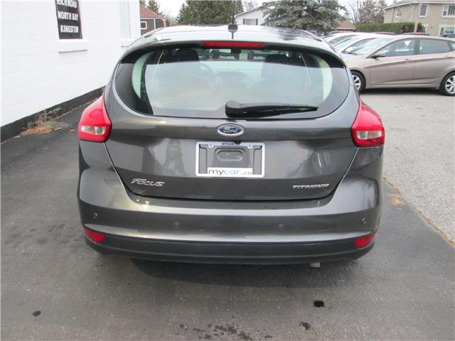 2018 Ford Focus Titanium (Stk: 181588) in Kingston - Image 4 of 14