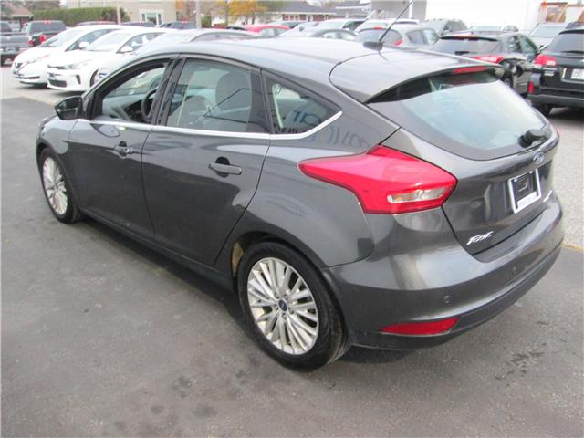 2018 Ford Focus Titanium (Stk: 181588) in Kingston - Image 5 of 14
