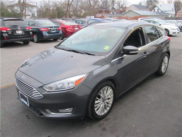 2018 Ford Focus Titanium (Stk: 181588) in Kingston - Image 6 of 14