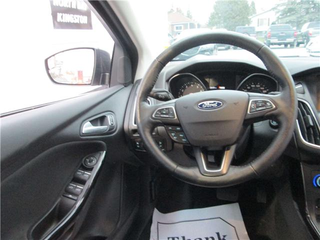 2018 Ford Focus Titanium (Stk: 181588) in Kingston - Image 12 of 14