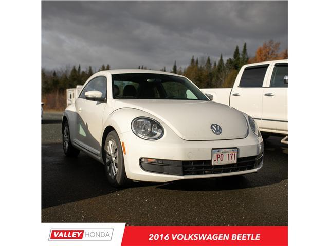2016 Volkswagen The Beetle  (Stk: U4933B) in Woodstock - Image 1 of 2