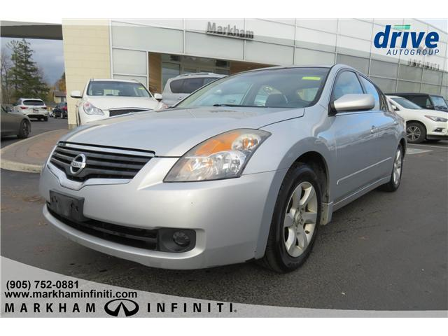 2008 Nissan Altima  (Stk: K204A) in Markham - Image 1 of 20