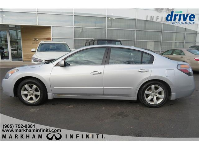 2008 Nissan Altima  (Stk: K204A) in Markham - Image 2 of 20