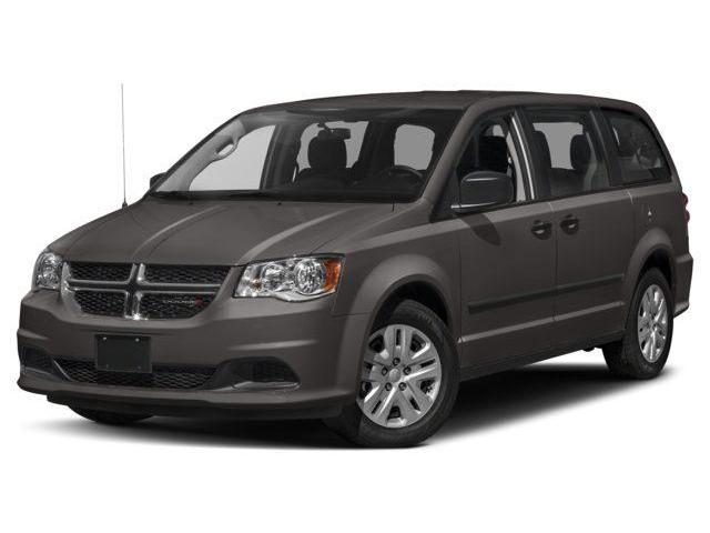 2019 Dodge Grand Caravan CVP/SXT (Stk: K585113) in Surrey - Image 1 of 9