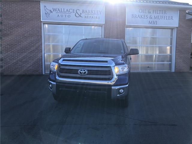 2014 Toyota Tundra Limited 5.7L V8 (Stk: 362537) in Truro - Image 1 of 10