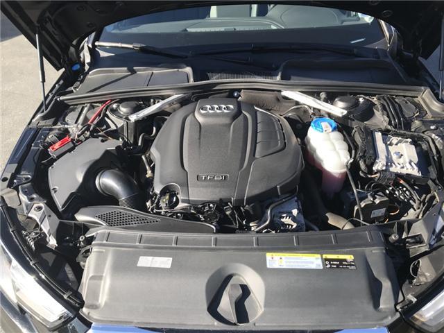 2018 Audi A4 2.0T Komfort (Stk: 10188) in Lower Sackville - Image 8 of 18