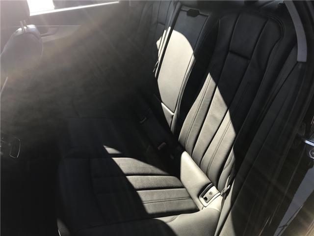 2018 Audi A4 2.0T Komfort (Stk: 10188) in Lower Sackville - Image 10 of 18