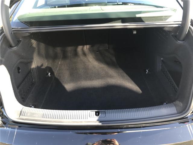 2018 Audi A4 2.0T Komfort (Stk: 10188) in Lower Sackville - Image 13 of 18